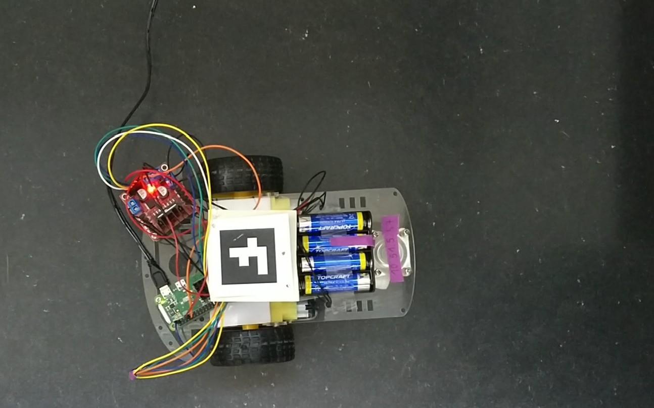 Marker Tracking via WebSockets With a Raspberry Pi - DZone IoT