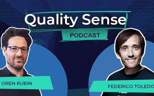 Quality Sense Podcast: Oren Rubin — Web Test Automation Challenges - RapidAPI