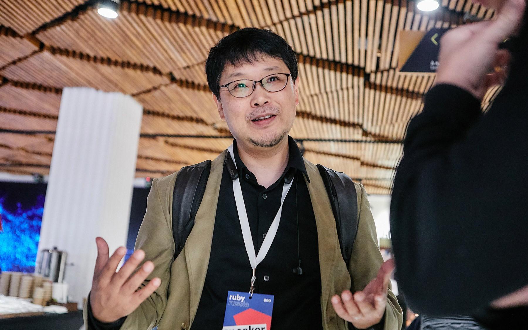 Ruby Creator Yukihiro Matsumoto: 'Do Not Fight Developer Instincts'