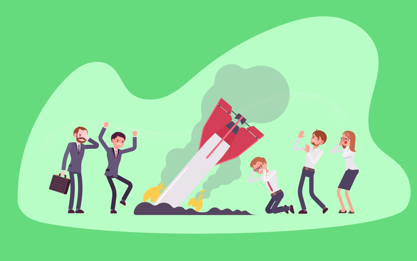 Fix These 5 Petty Issues Today To Prevent Project Failure Tomorrow