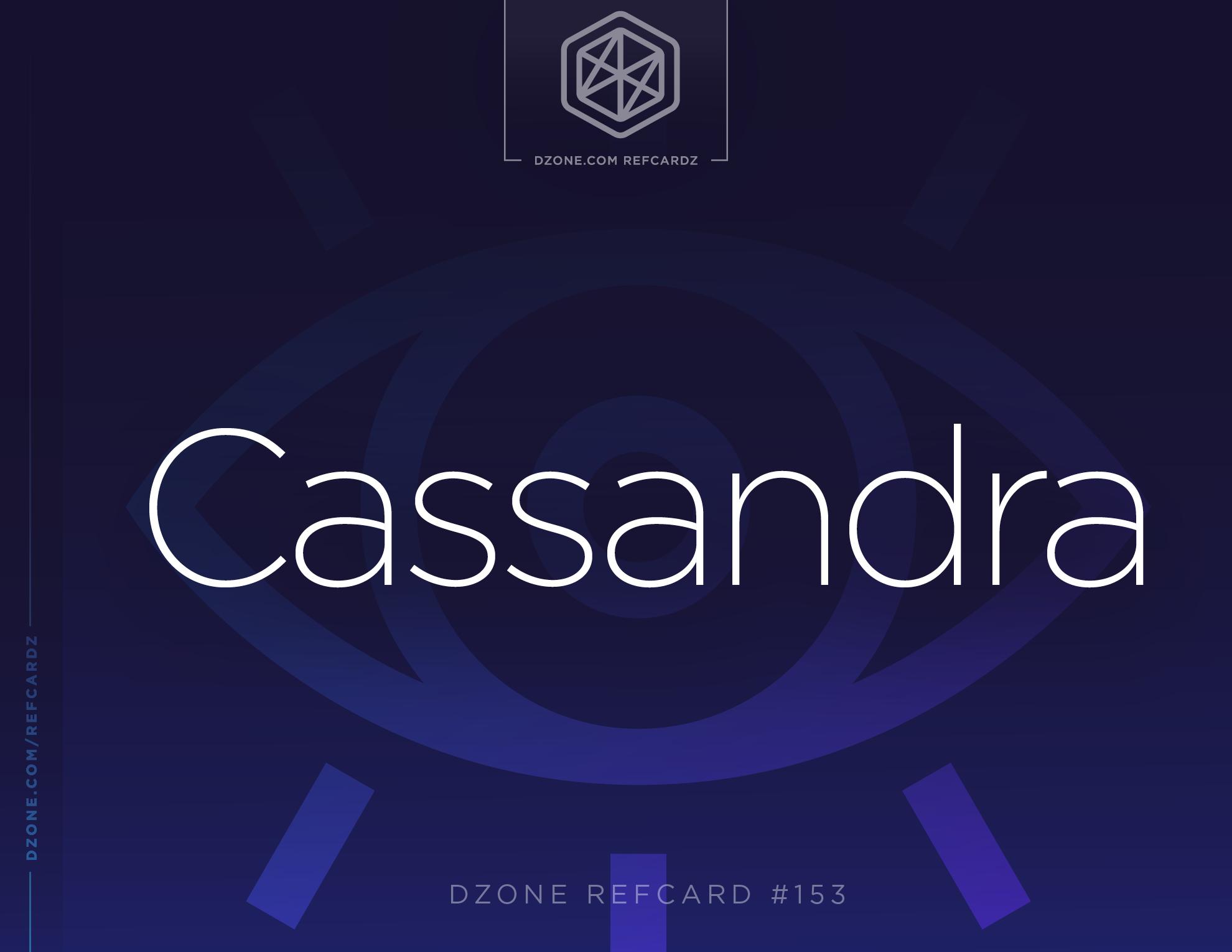 Cassandra Tutorial Pdf