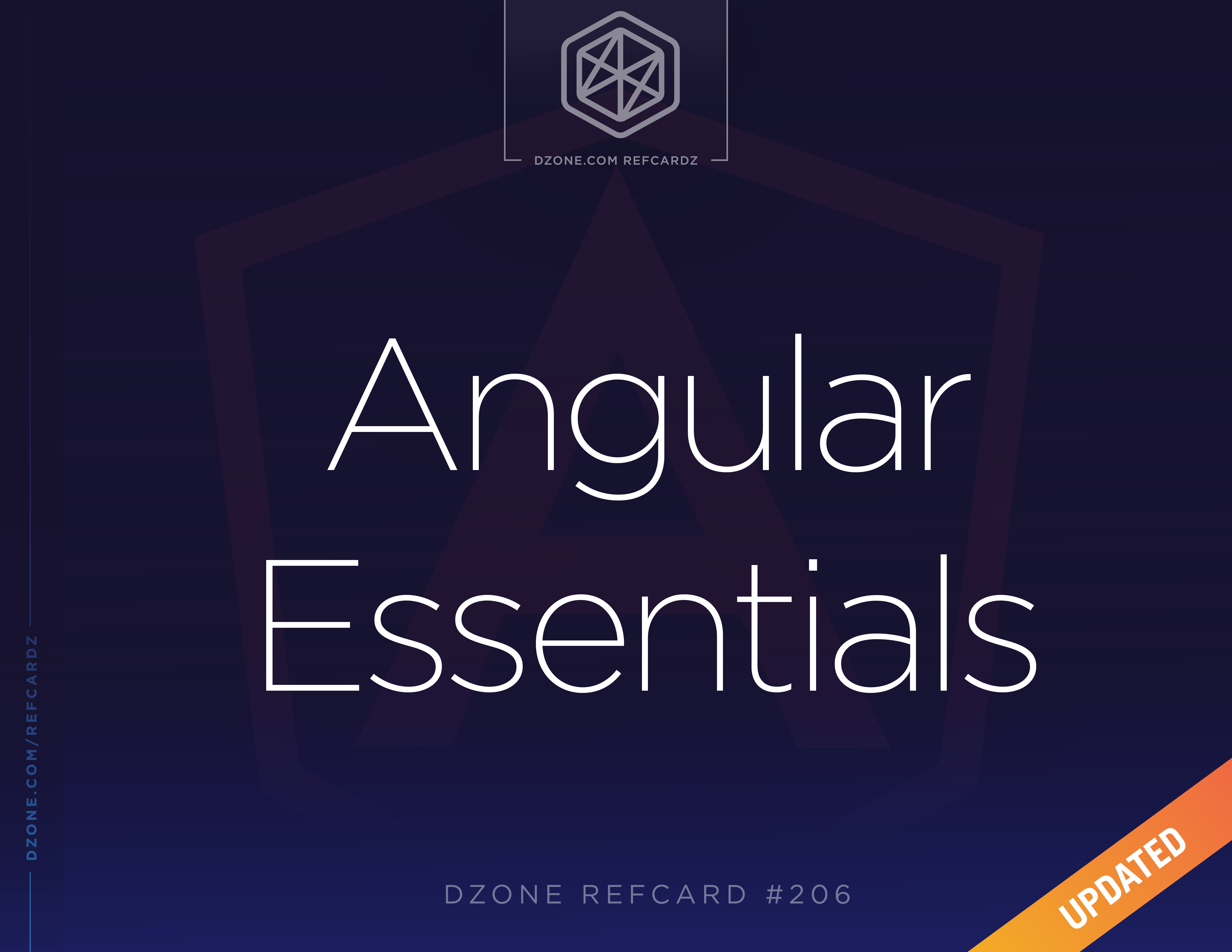 Angular Essentials - DZone - Refcardz