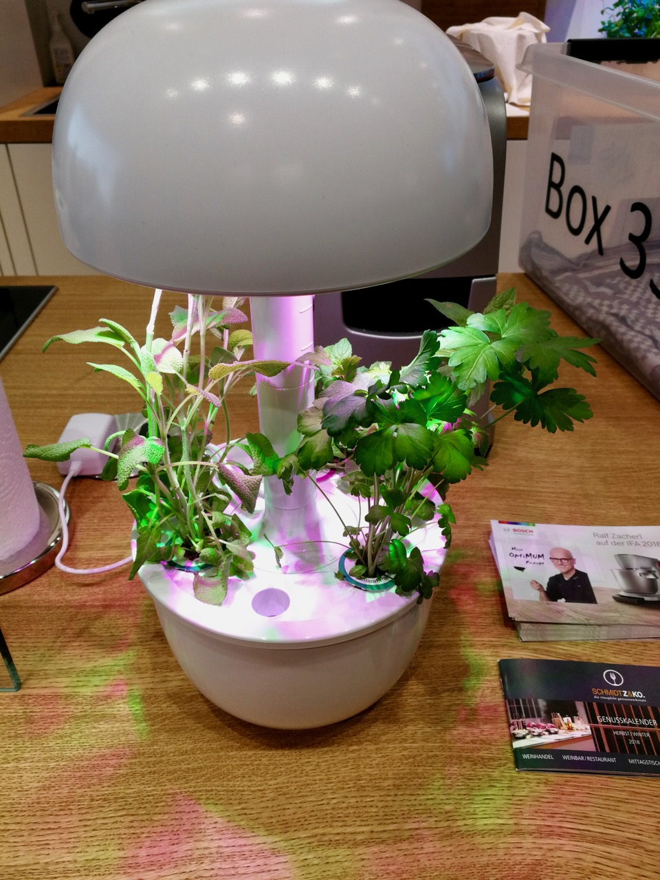 A Pod for your plant