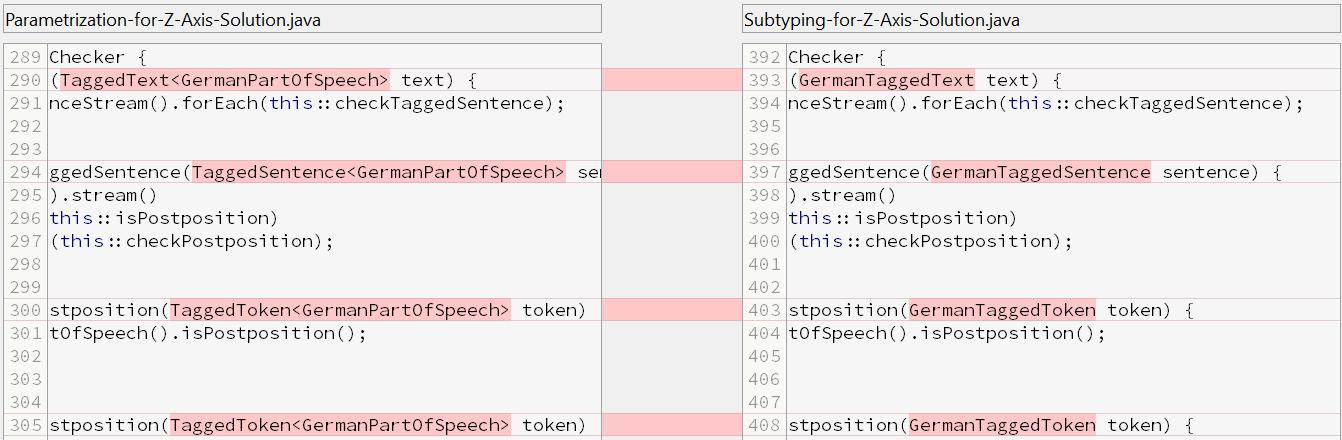 GermanPostpositionChecker (diff from SmartGit)