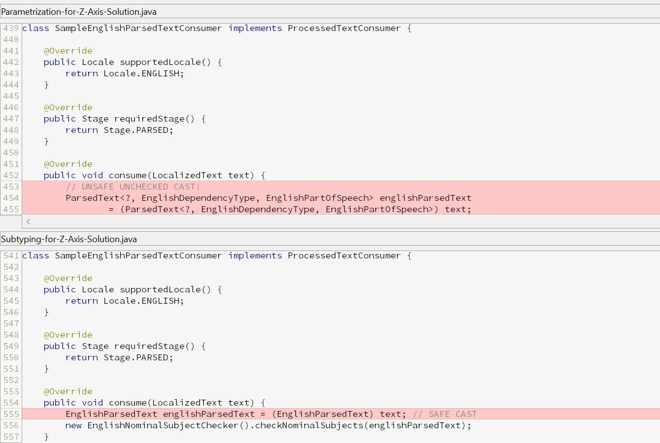 SampleEnglishParsedTextConsumer (diff from SmartGit)