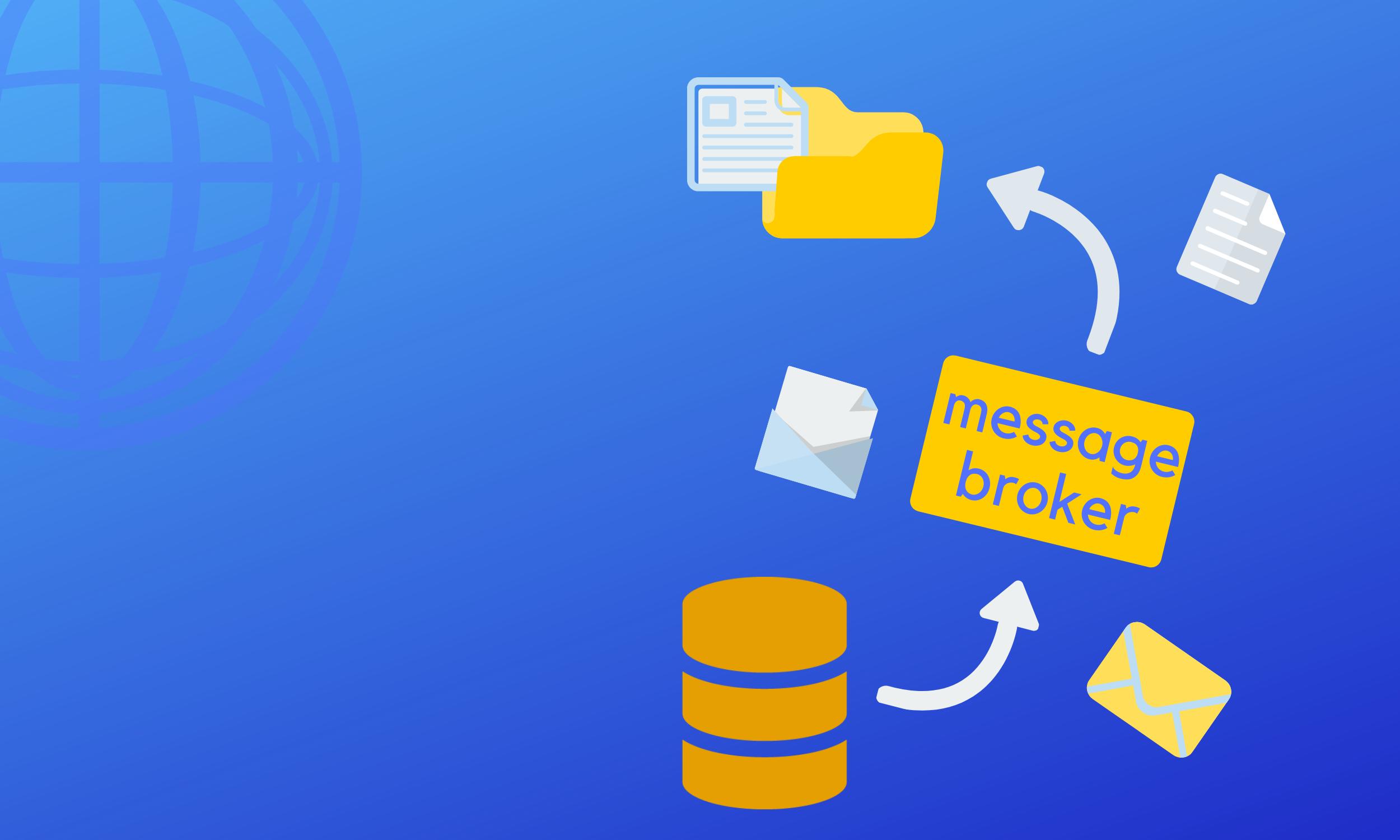 Message brokers