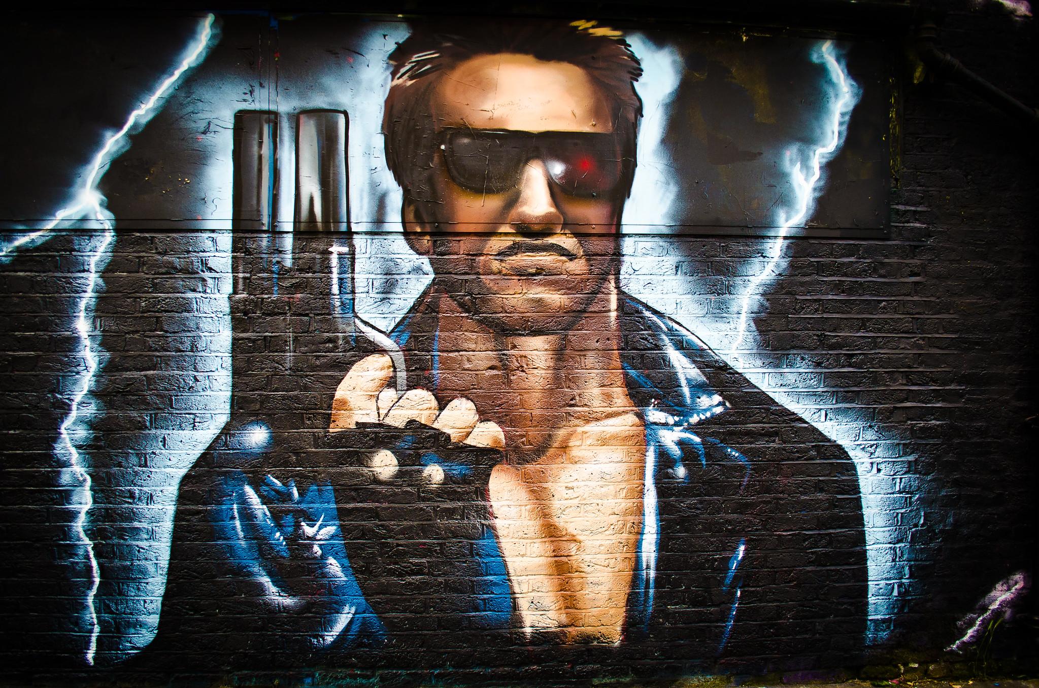 Terminator for President