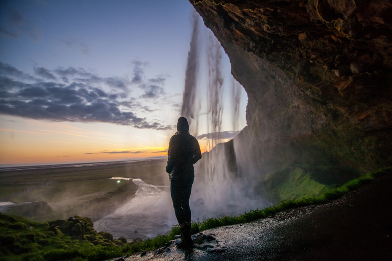 Pondering the Waterfall