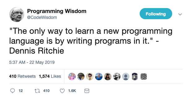 Dennis Ritchie Quote