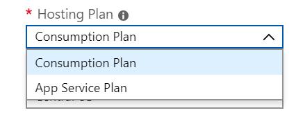 Hosting Plan