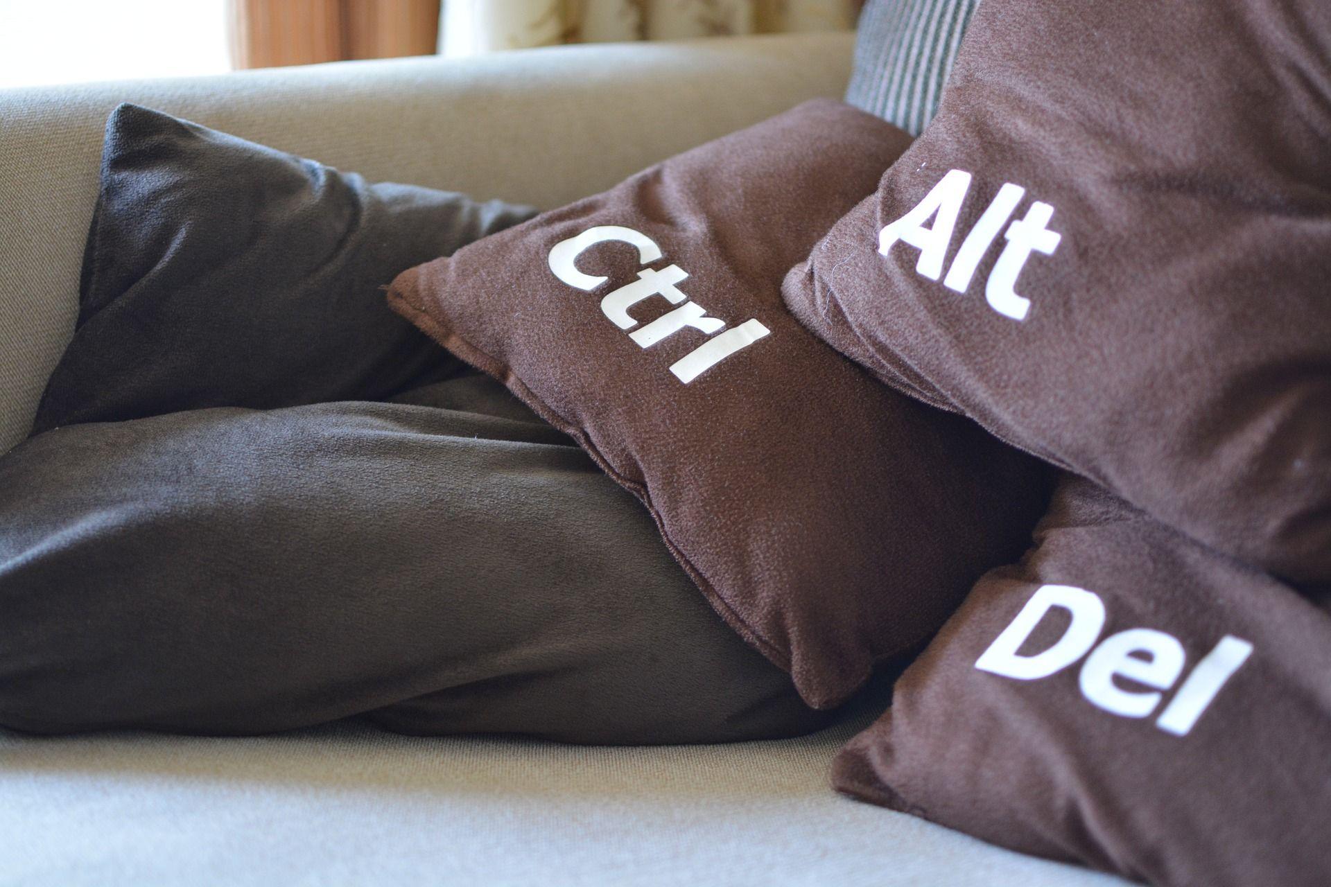 restart pillows