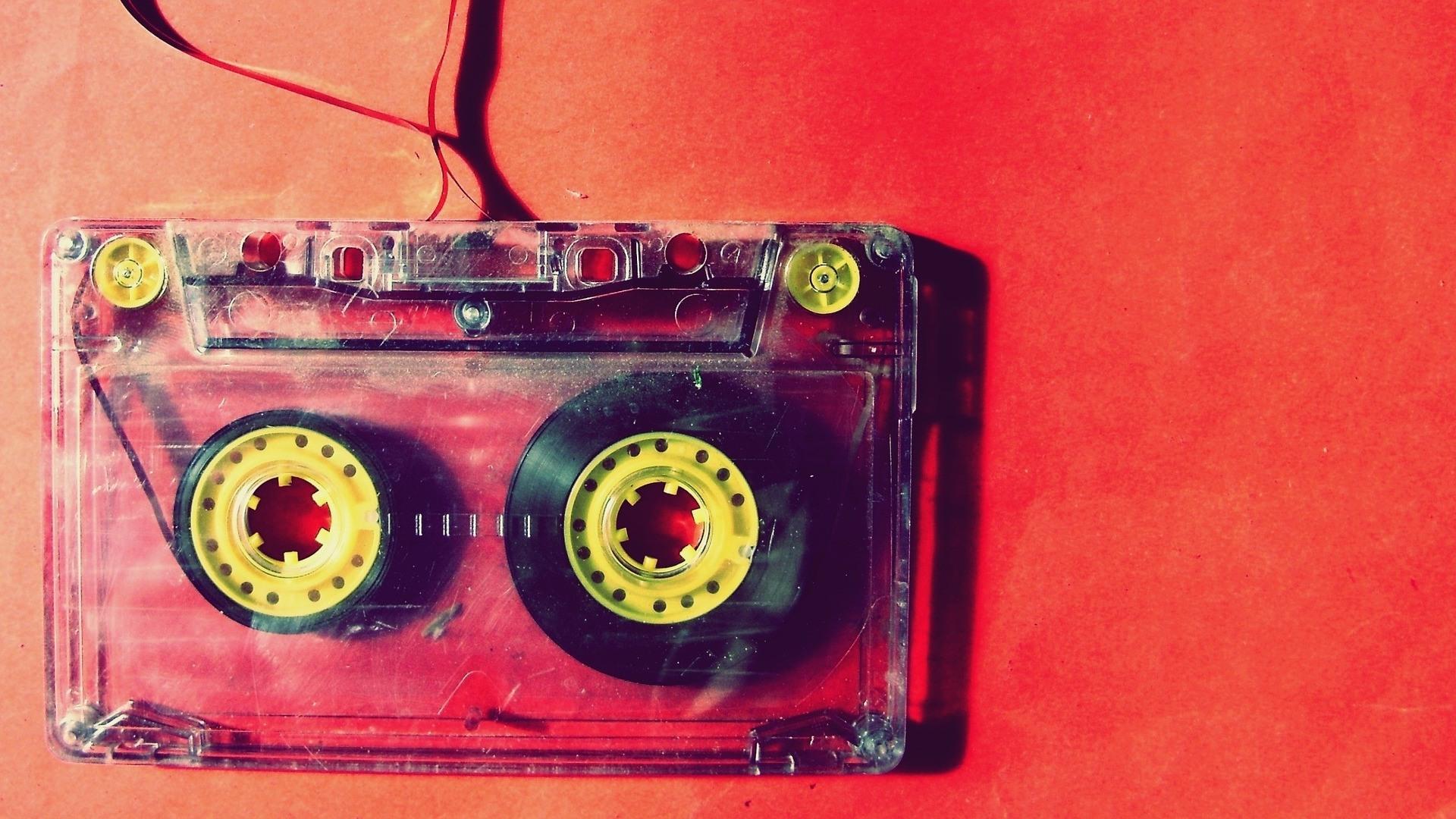 cassette recording