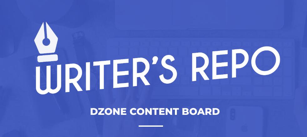 DZone Writer's Repo