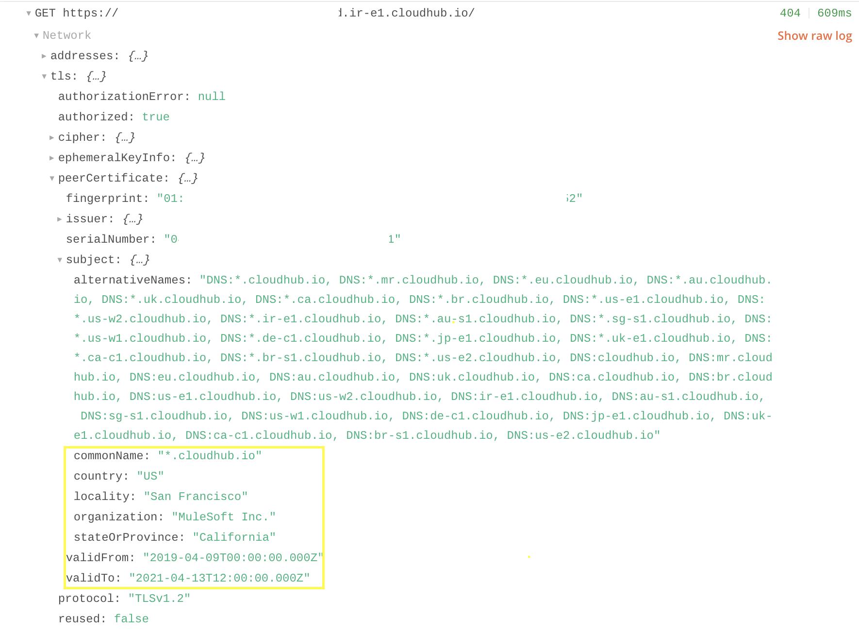 Checking API with Postman