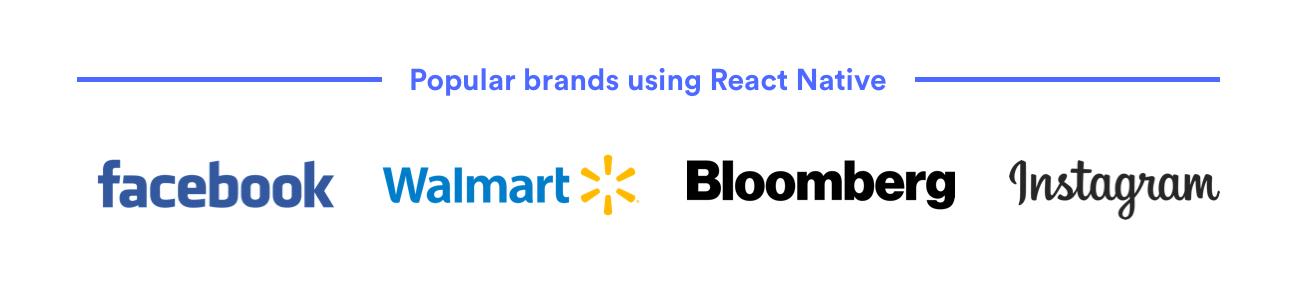 react native brands
