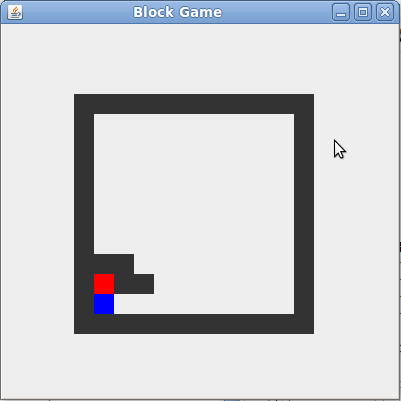block game end state