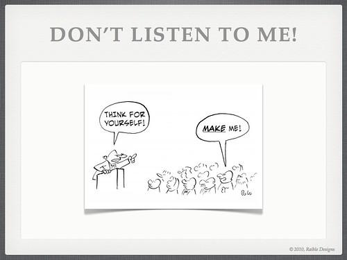 slide #77 from comparing jvm web frameworks talk at rwx2010