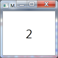 image with the number 2