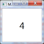 image with the number 4