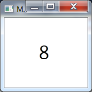 image with the number 8