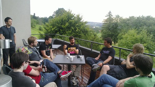 phpcr discussion in sursee, switzerland