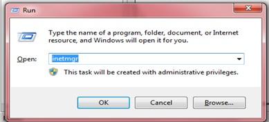 windows run dialog box
