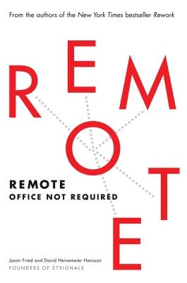 dhh - remote