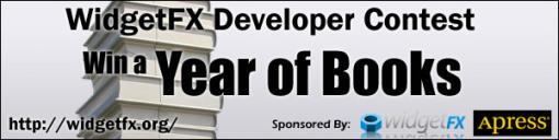 widgetfx developer contest