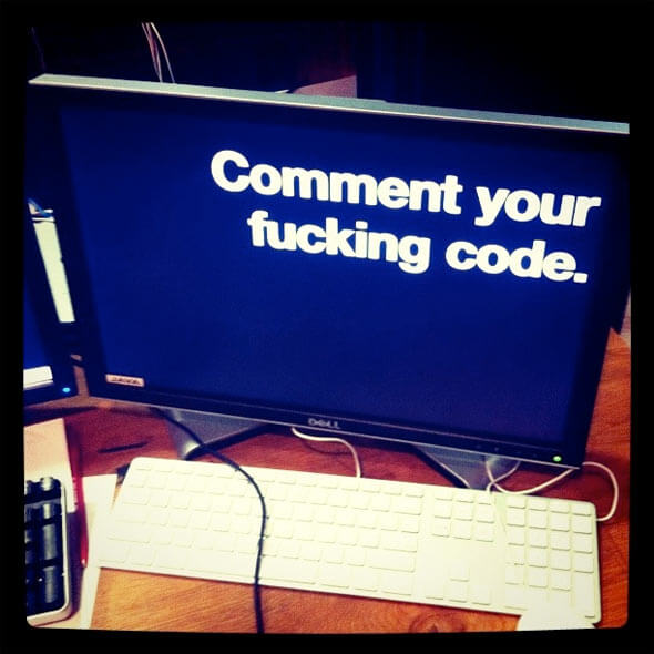 comment-your-fucking-code