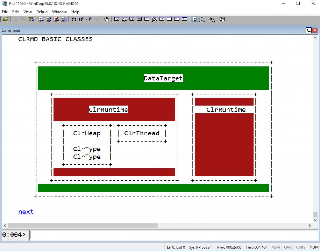 windbg presentation slide