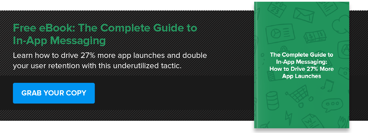 free ebook: the complete guide to in-app messaging