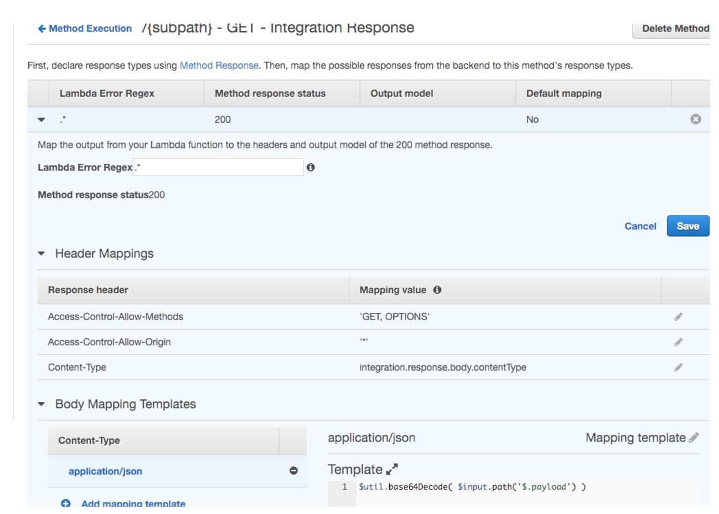 apigw-integration-response