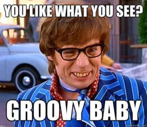 it's groovy
