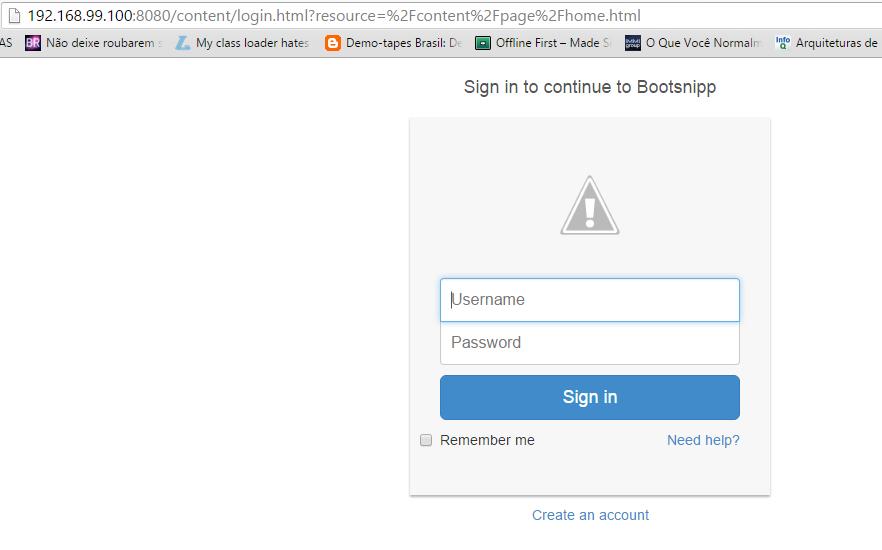 form authentication handler config