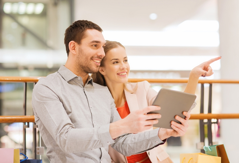 new mobile apps are hitting the retail sector.