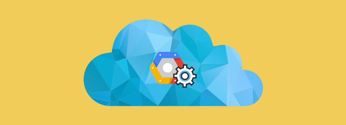 google cloud elk stack