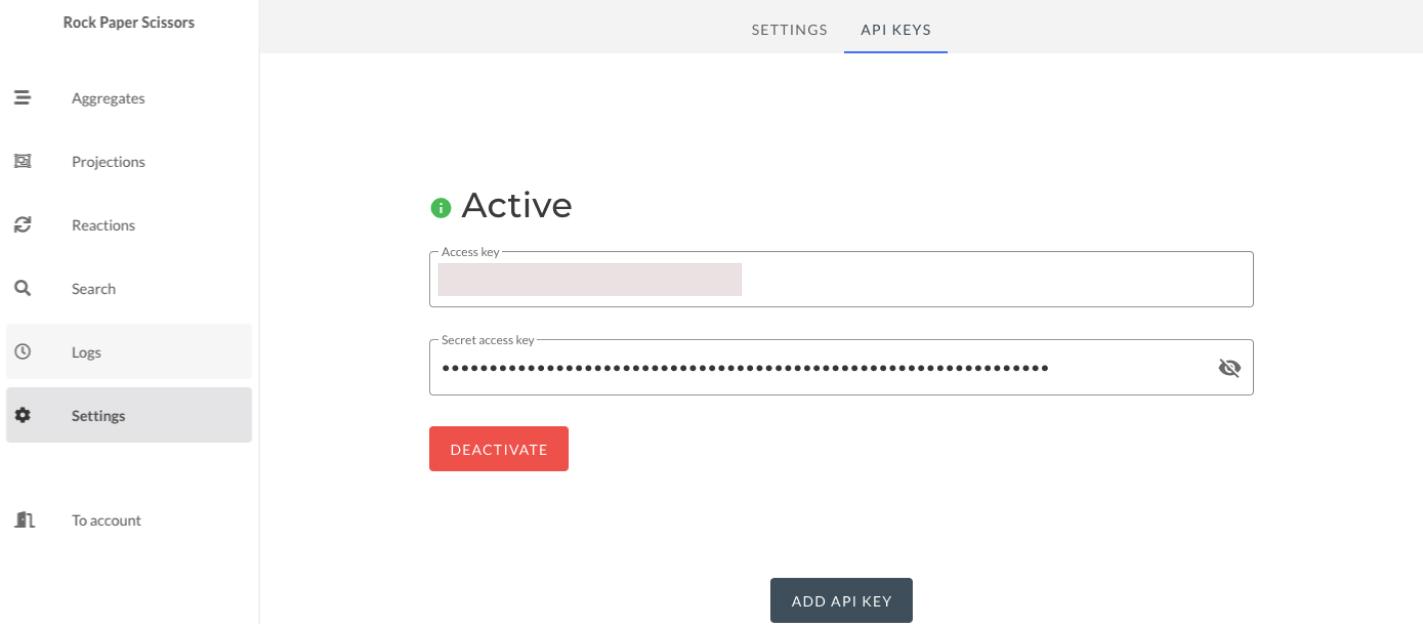 Finding API Keys