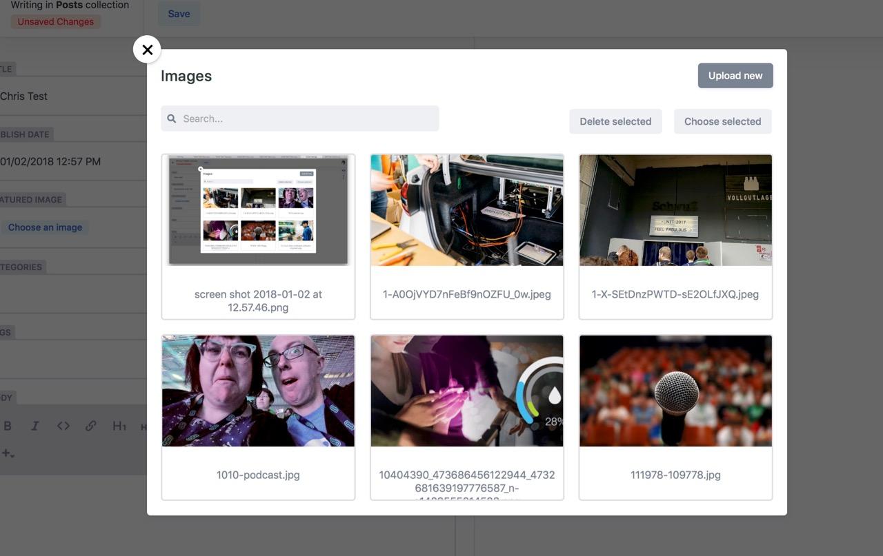 Media browser