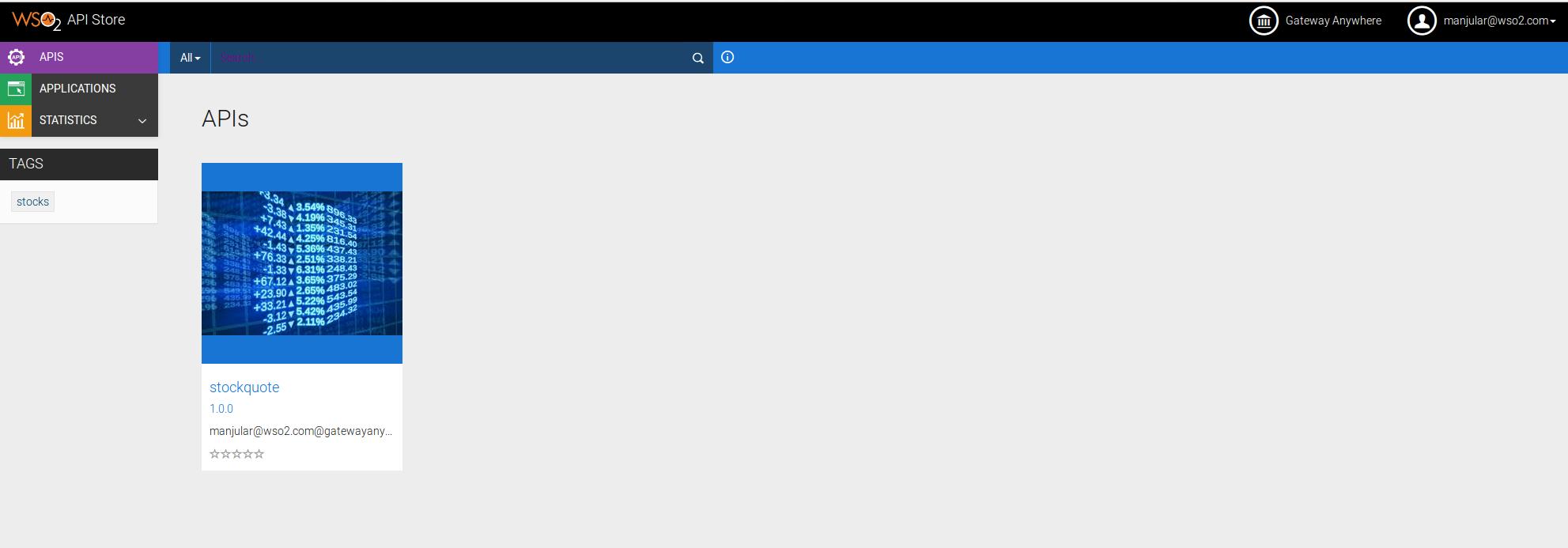 API Portal