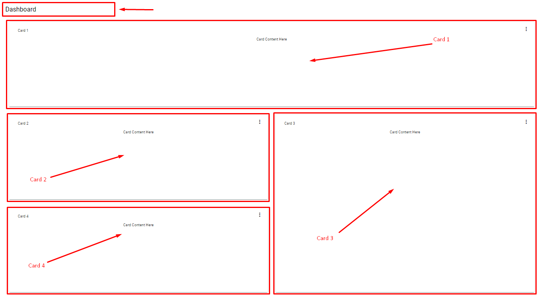 Angular-Material-Dashboard-Output