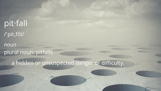 Definition of Pitfall