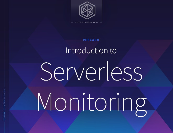 Introduction to Serverless Monitoring