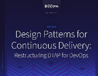 Design Patterns for Continuous Delivery