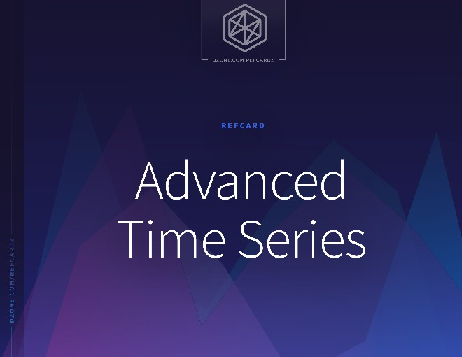 Advanced Time Series
