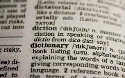 API Development - Glossaries