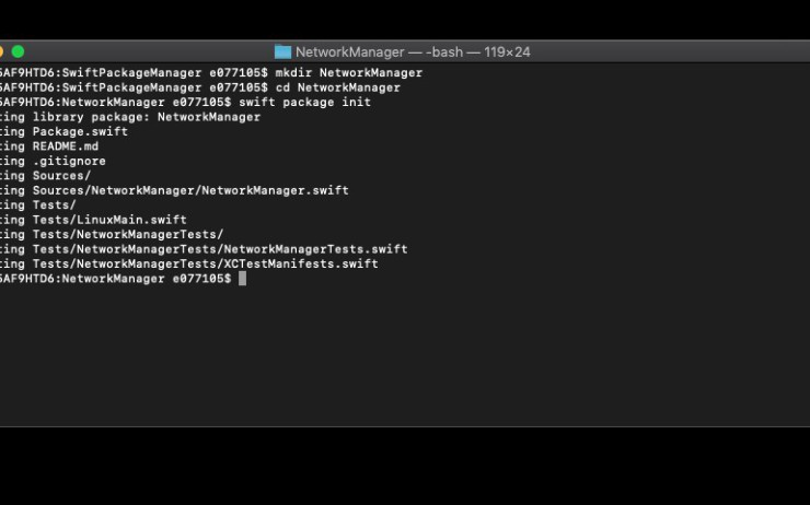 Swift Package Manager, Part 1: Introduction to Swift Package Manager