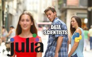 Can Julia Rival Python for King of Data Science?