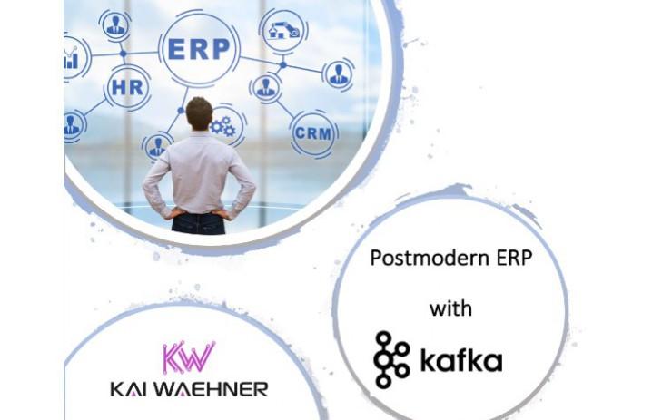A Postmodern ERP With Apache Kafka