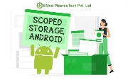 Android's 10 and 11 Scoped Storage