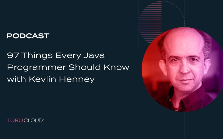 97 Things Every Java Programmer Should Know with Kevlin Henney [Podcast]